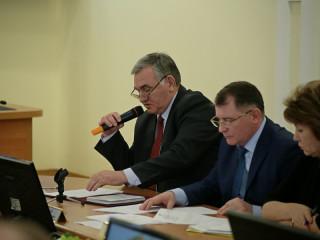 Александр Карлин провел совещание с руковдителями крупнейших предприятий АПК Алтайского края